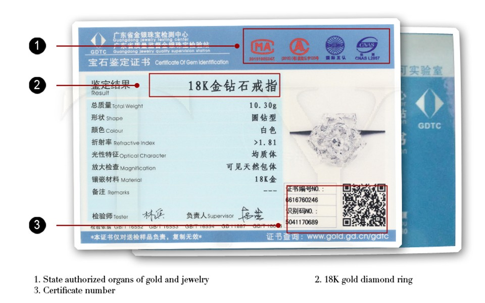 3-real diamond certificate 1