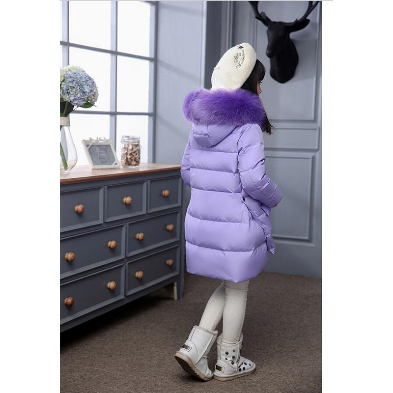 eb0ab48b4 Ywstt girls winter coats children s down coat girls outerwear ...