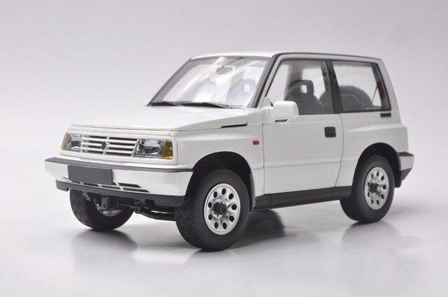 1 18 Diecast Model For Suzuki Vitara Escudo 1989 White Alloy Toy Car