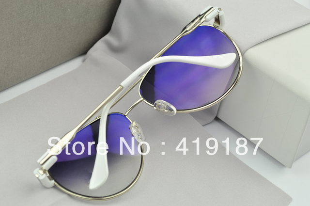 2013 Fashion Sunglass Mens sunglasses, womens sunglasses with box and cleaning cloth,Accept mixed order. free shipping