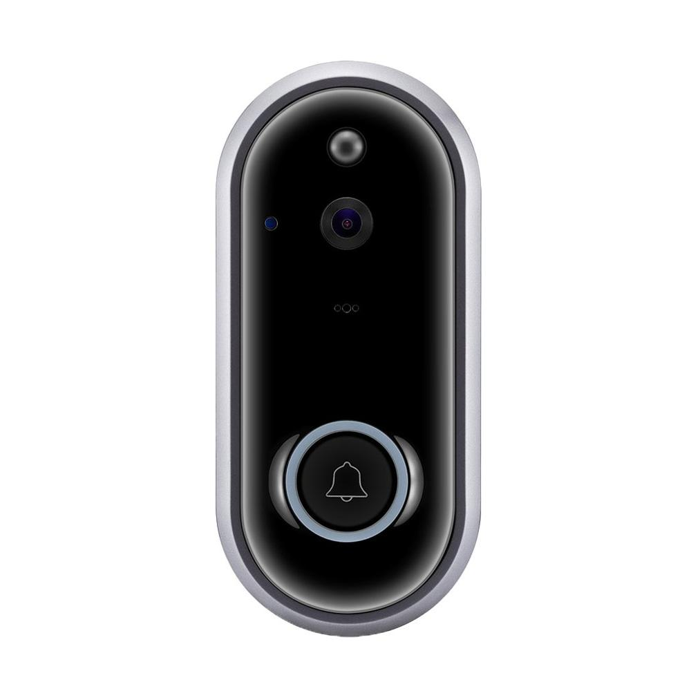 WiFi Security DoorBell with Visual Recording Low Power Consumption Remote Home Monitoring Night Vision Video Door Phone M6WiFi Security DoorBell with Visual Recording Low Power Consumption Remote Home Monitoring Night Vision Video Door Phone M6
