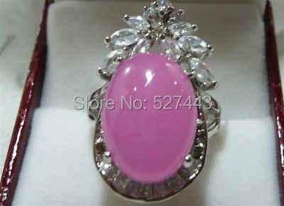 ขายส่งฟรีSHIPP>สวยสีชมพูโมราขนาดแหวนผู้หญิง's 7 8 9