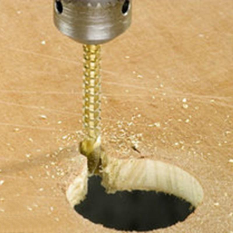 6 vnt hss plieno titano kūgio gręžtuvas mikro rankiniu gręžtuvu - Grąžtas - Nuotrauka 3