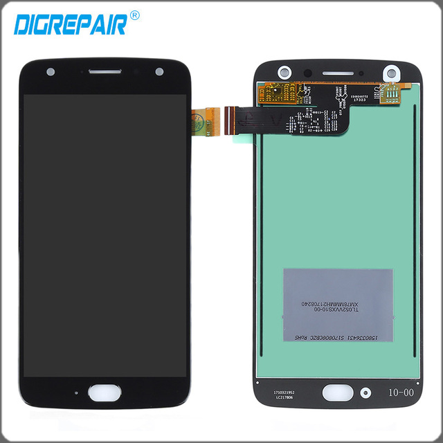Screen For Motorola Moto X4 LCD Display Touch Screen Panel with Digitizer Front Glass Assembly Replacement Parts Accessory