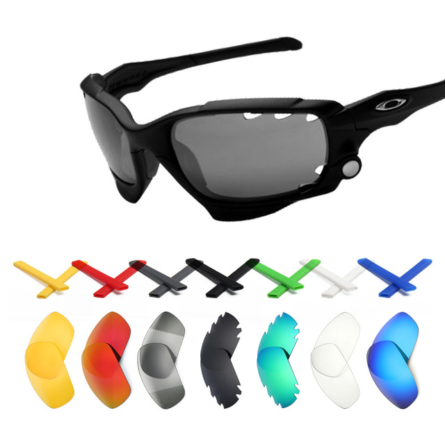 094ec255a2 Mryok Replacement Lenses and Black Ear Socks Earsocks Kit for Oakley  Jawbone Sunglasses Multiple Options-in Sunglasses from Apparel Accessories  on ...