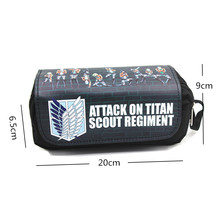 Attack On Titan/Overwatch /Fate Stay Night/Pokemon Pencil Case