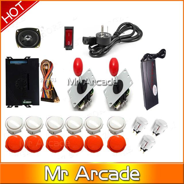 960 In 1 Jamma Family Version Bundlesfor HDMI/VGA Output Arcade Accessories  For Arcade Bartop