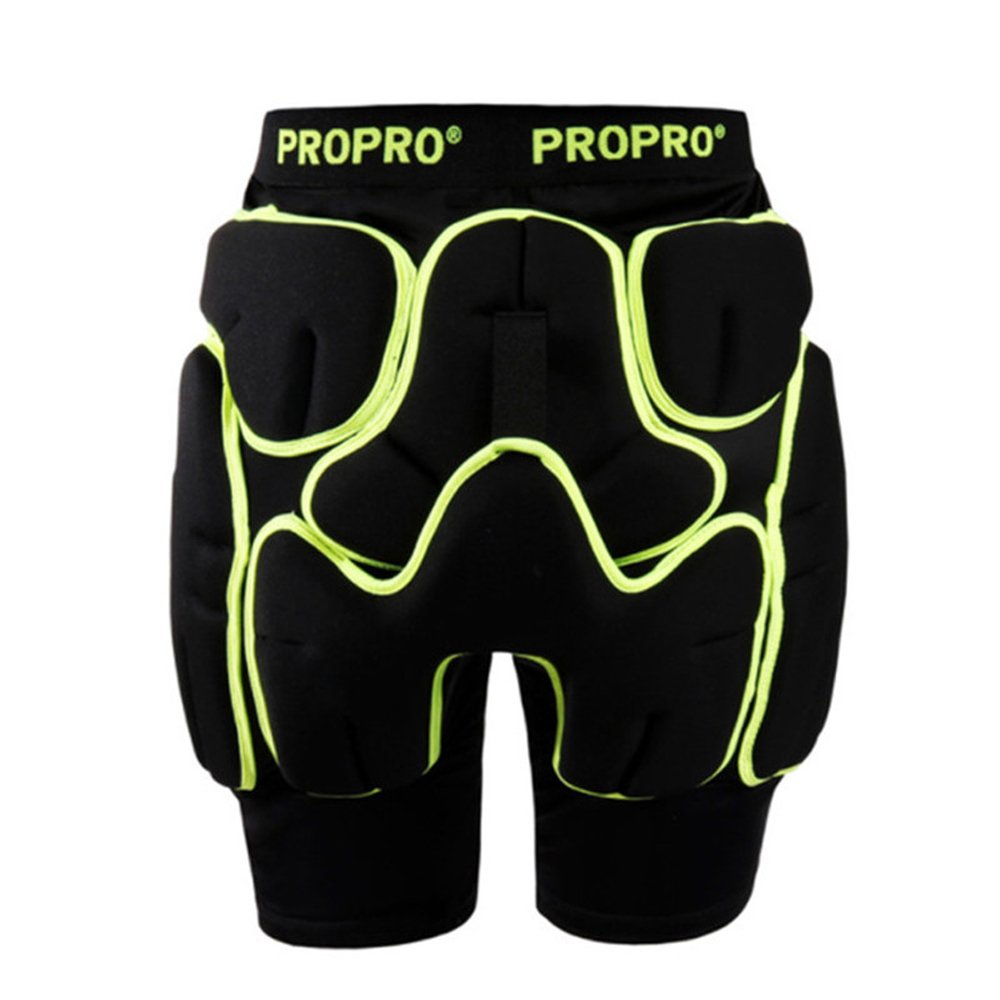PROPRO Motorcycle Protective Shorts Rubber Ski Skating Skateboard Hip Protector Brace Roller mtb Bike Outdoor Sports
