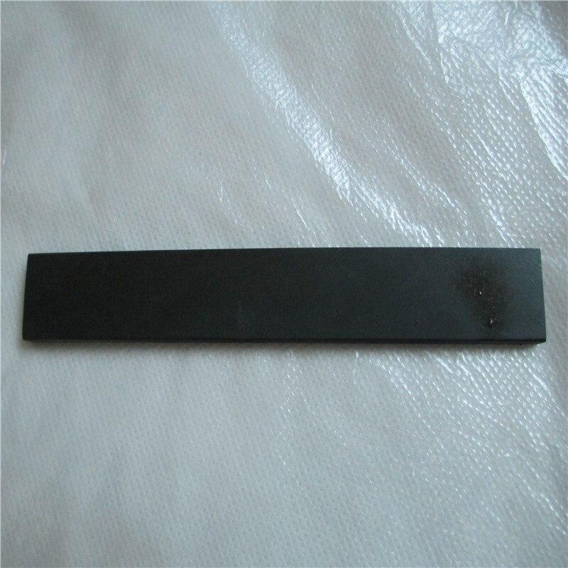 Super Sharpening Black Onyx Oil Stone Whetstone 1500# For Knife Angle Guide