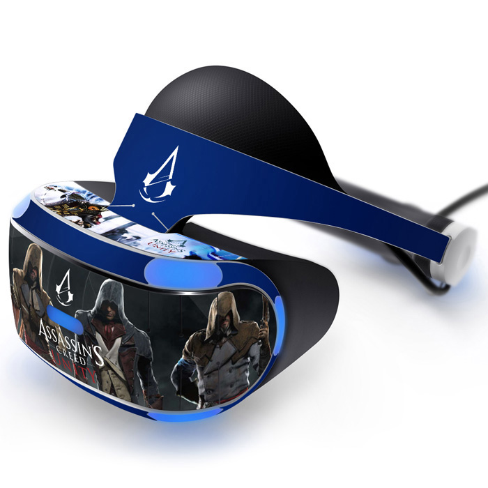 High Quality Cheap Price Games Accessories Vinyl for PS4 VR