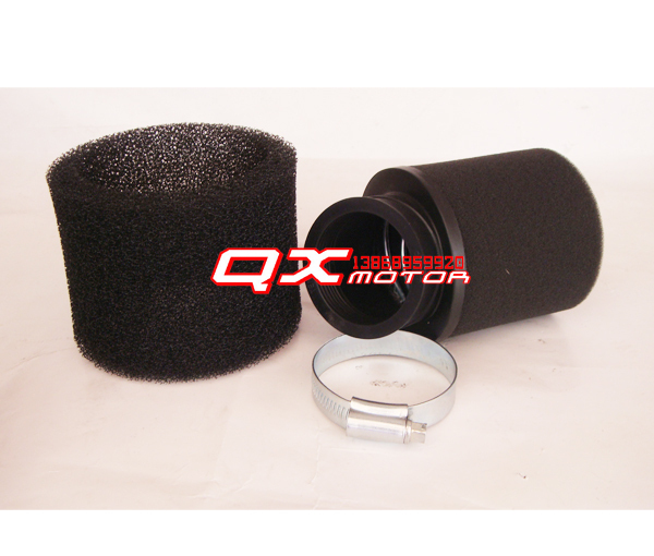 Motocicletas modificadas filtro de ar 48 mm esponja do filtro de ar filtro de ar cabeça de cogumelo modificação