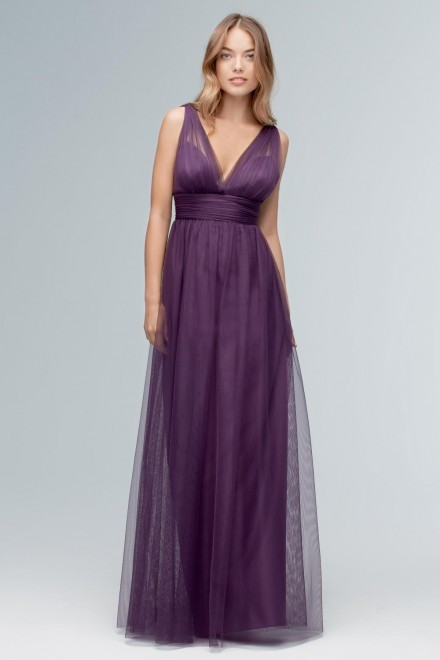 Compare Prices on Deep Purple Bridesmaids Dress- Online Shopping ...