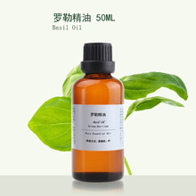 wholesale and retail Pure & Natural Basil Essential Oil 50ml