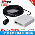 Dahua 1.3MP WDR IPC-HUM8101 tubo suporte de câmera IP de rede de áudio/alarme IO cartão sd apoio loja