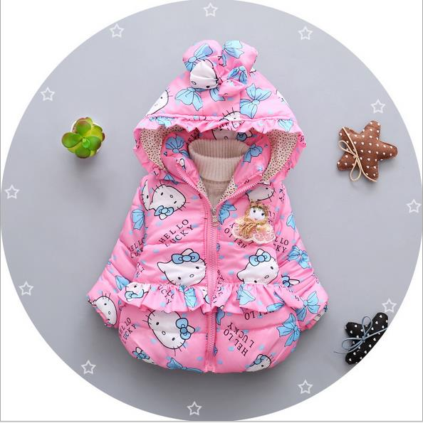 Coat Winter Snow-Wear Infant Baby New 0-24month AS008 Girl's High-Quality Cheapest Cute