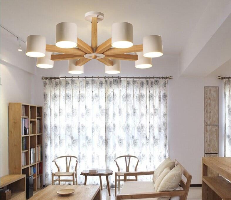 Mode Led Deckenleuchte Moderne Kurze Wohnzimmer Licht Schlafzimmer Lampe Restaurant Kche Lampen Runde 85 265 V Freies Ver