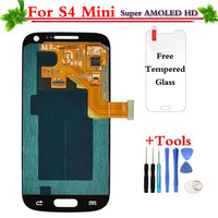 Super AMOLED HD For Samsung Galaxy S4 Mini I9190 I9195 LCD Display Touch Screen Digitizer Assembly