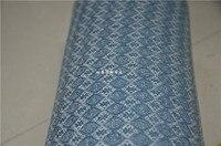 free ship tweed fabric blue color 90% wool jacquard weaved 59 wide by meter