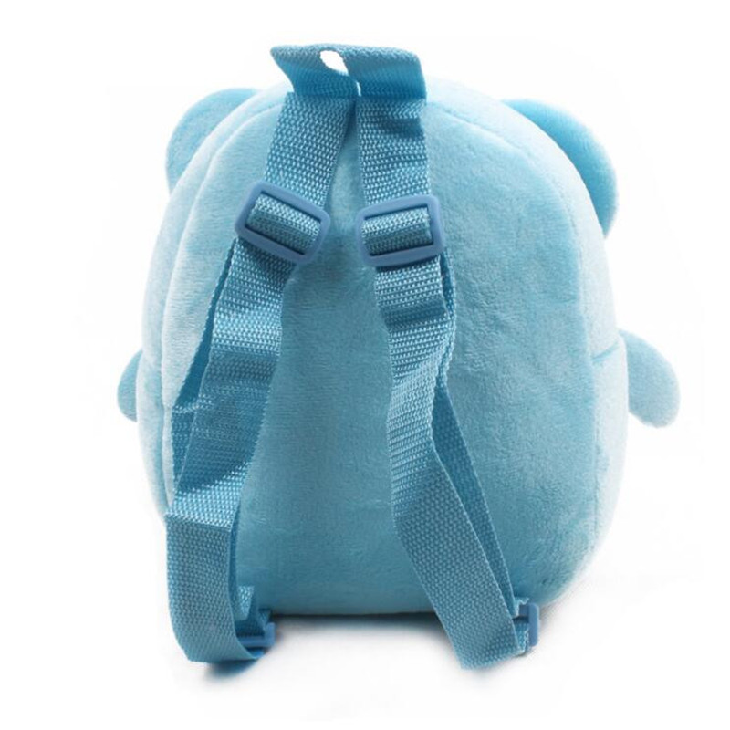 New-Arrival-Cute-Baby-Elephant-Cartoon-Plush-Children-Backpacks-Kids-School-Bags-Christmas-Gifts-2