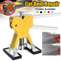 1PC Dent Repair Paintless Auto Body PDR Car Dent Lifter Removal PDR Tool Blue Red Gold