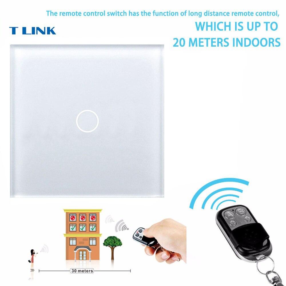 Minitiger Eu Standard Remote Control Switch 1 Gang 1 Way