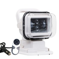 60W Led 6800 Lumens Remote Control Light Portable Work Light Maintenance