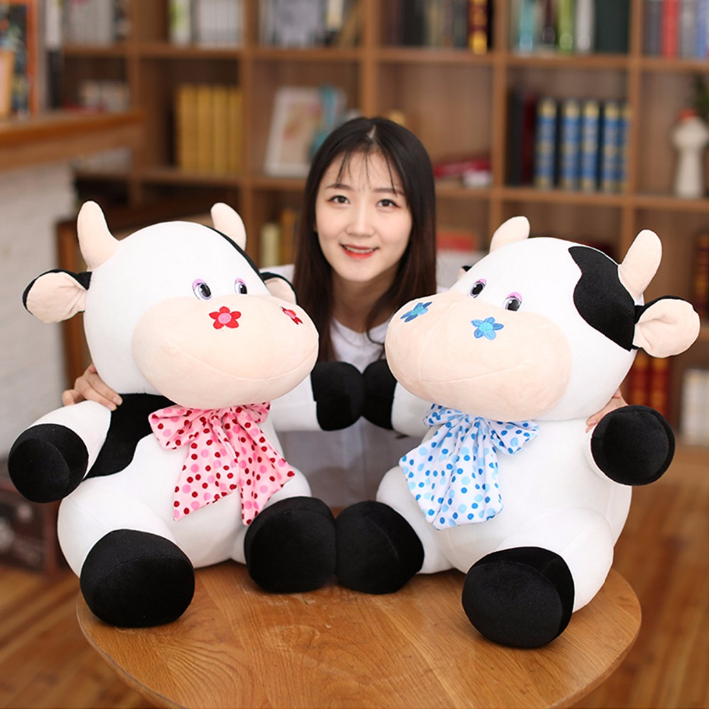 Cow Plush Animals toys