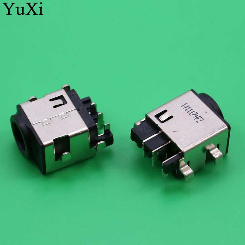 YuXi 20 XNEW DC Power Jack conector para SAMSUNG NP-RV410 RV415 RV510 RV511 RV509 RV515 RV520 RV720 DC JACK