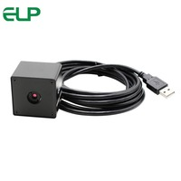 5MP Micro Autofocus 2592X1944 Resolution Hd Mini Android External Box Usb Camera ELP USB500W02M AFC65K