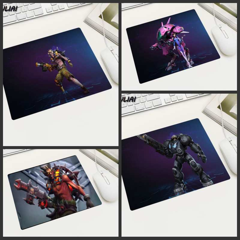 XGZ 2018 Shootout Game Anime Mouse Pad Notebook Player Small Mat Quick Positioning Precision Skid Suitable