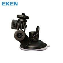 Автомобильный держатель на присоске для Go Pro Hero 4 3 2 1 для SJ4000 sj5000 SJ7000 SJ8000 F60 eken H9 yi камера