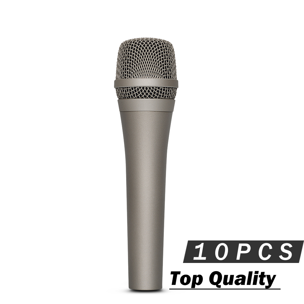 10pcs best quality super cardioid gold vocal microphone 935 professional karaoke dynamic. Black Bedroom Furniture Sets. Home Design Ideas