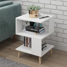 Louis fashion Coffee Tables  Nordic Simple Modern Small Tea Table  Creative Square Small Dining  Economic Sofa  Grade