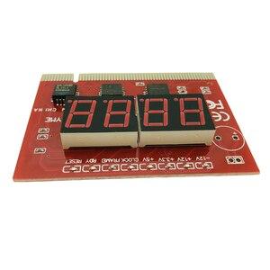Image 4 - 노트북 마더 보드 용 포스트 카드 미니 pci pci e lpc 포스트 테스트 진단 카드 테스터 마더 보드 pc 분석기 컴퓨터 부품