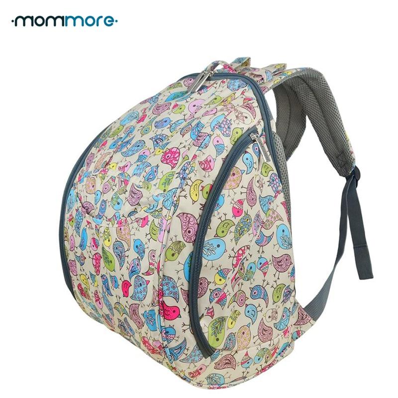mommore Multifunkcionális Bolsa Maternidade Baby Pelenka táskák - Pelenkák és WC képzés - Fénykép 1