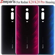 Xiaomi Redmi K20 Pro Mi 9T Pro Batterij Cover Terug Glas Panel Achterklep Case Redmi K20 Back Cover met Lijm K20 Mi9T Behuizing