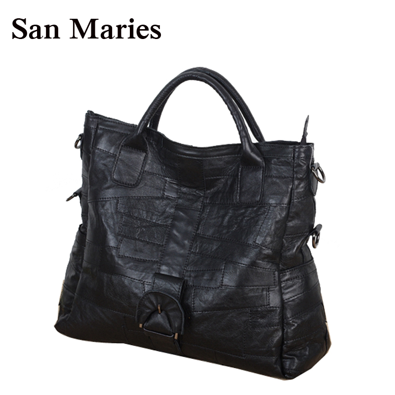 Online Get Cheap Large Black Handbag -Aliexpress.com | Alibaba Group