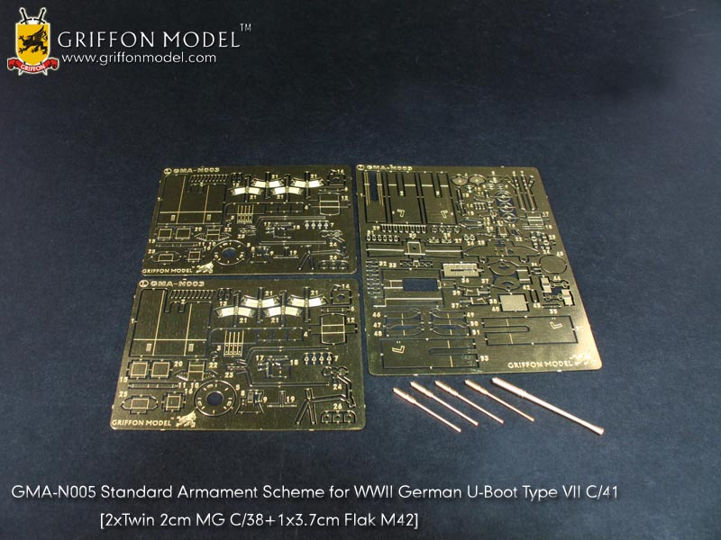 Griffonmodel GT001 Workable Hinges & Handles Folding To