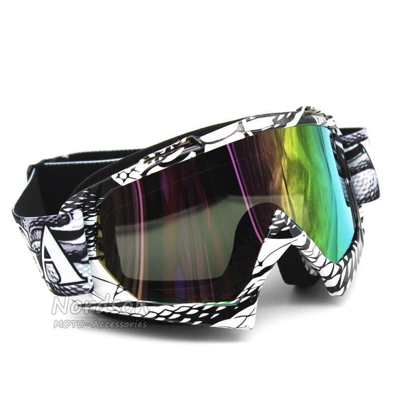 Arcade Man Women Gafas Motocross Goggles Glasses MX Off Road Dirt Bike Motorcycle Helmets Goggles Ski Sport Glasses Masque Moto