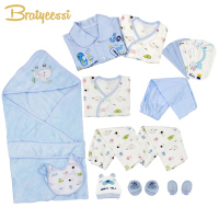 21 Pcs/Set Cotton Newborn Baby Clothing Set for Girls Boys Toddler Baby clothes New Born Gift Set