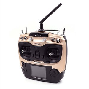 Image 3 - Radiolink AT9S 2.4G 9CH System Transmitter with R9DS Receiver AT9 Remote Control update vision for quadcopter Helicopter
