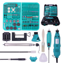 Suit Grinder Polishing-Machine Electric Small Jade PJLSW 350-I-Kit Combination-Tool 180w