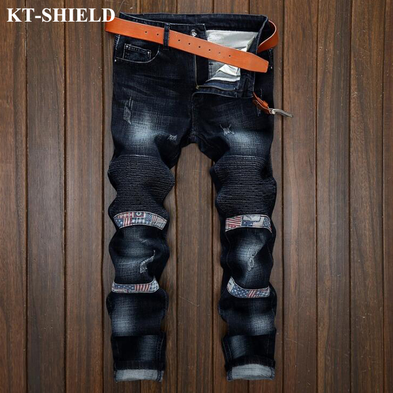 Famous Brand Men Jeans New Style Fashion Casual Denim Jeans Man Trousers Size 28 38 Pants