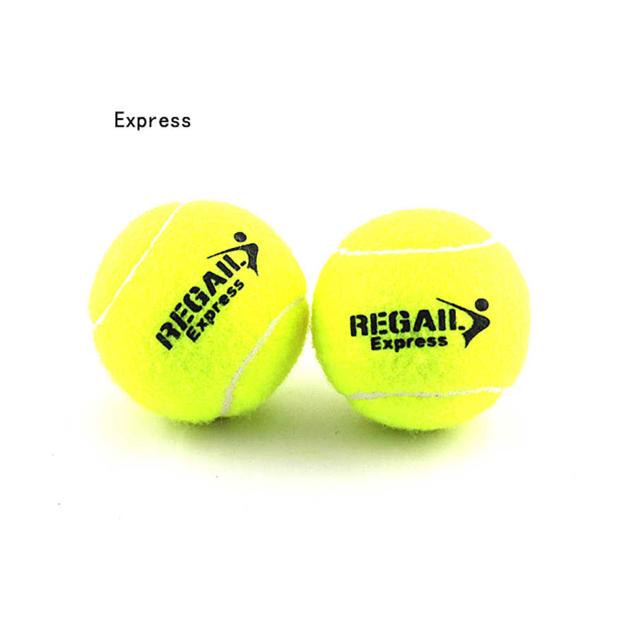 2pcs/set Professional Carbon Big Traning Tennis Racket String Racquets Handle with Tenis Ball and Cover Bag Women Man Children