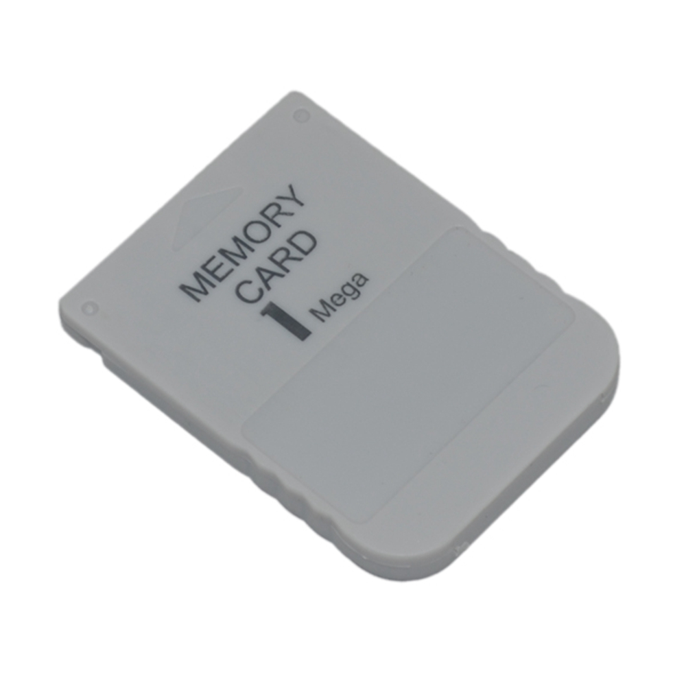 100pcs 1MB Memory Save Saver Card for Playstation 1 for PS1 one for Sony Performance