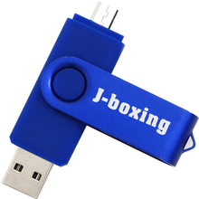 Get more info on the J-boxing Full Capacity USB 2.0 OTG USB Flash Drive 16GB 32GB Pendrives High Speed 64GB 128GB Pen Drive for Smart Phone/Tablet/PC
