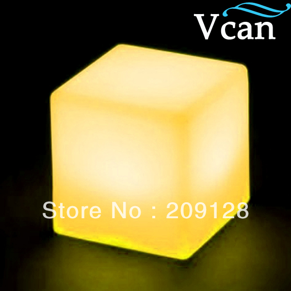 Most cheapest price rechargeable colors change plastic led mood night light on the table VC-A100 promoting social change in the arab gulf