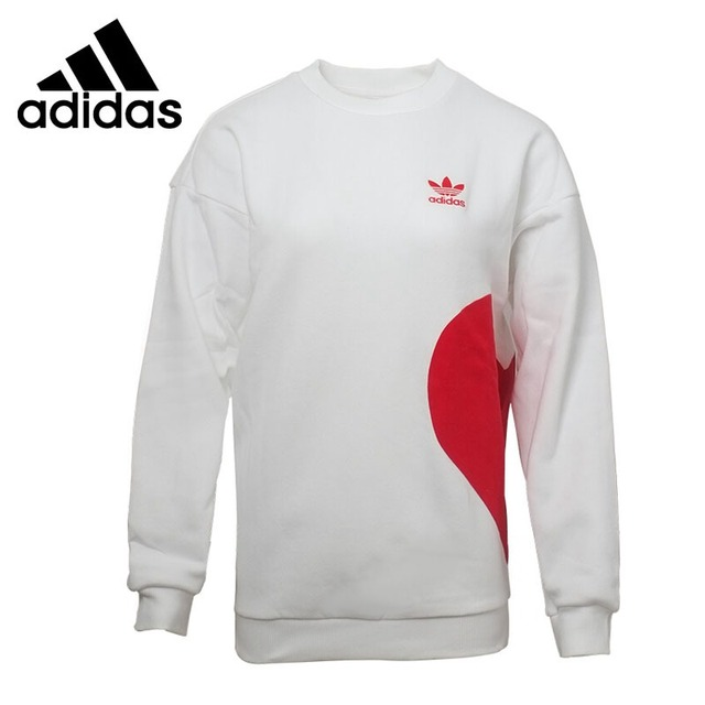 Original New Arrival 2018 Adidas Originals Women's Pullover Jerseys Sportswear