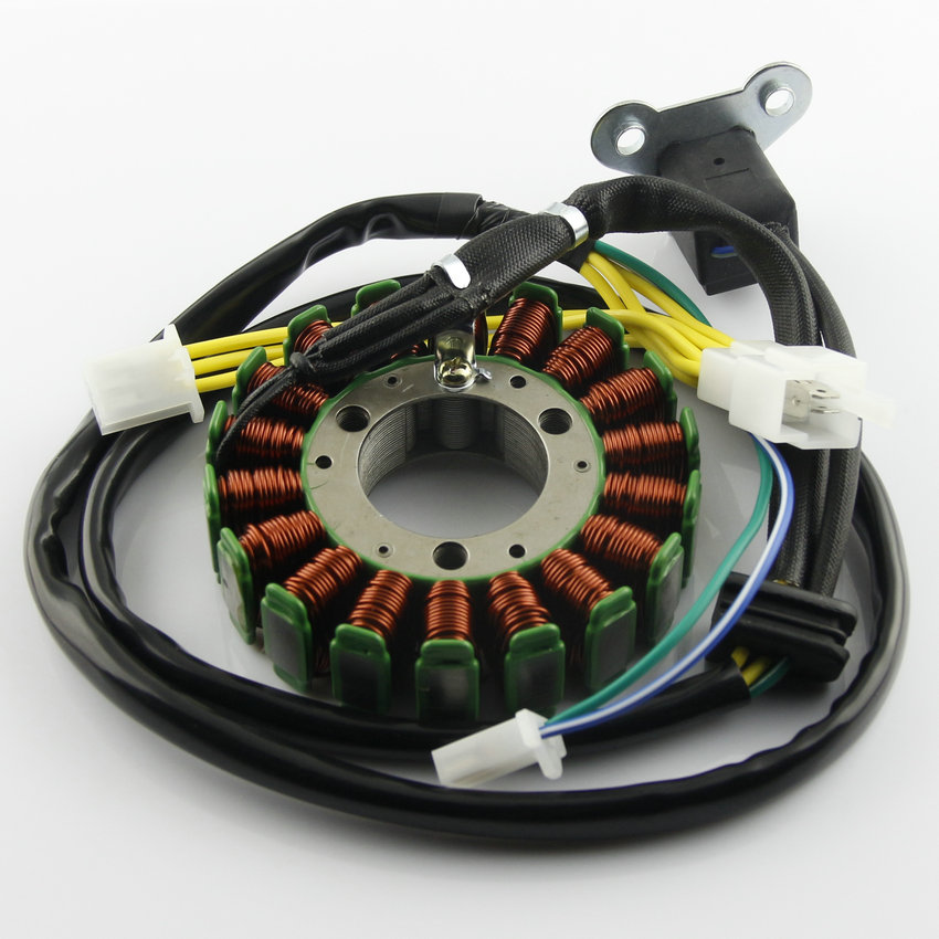 Motorcycle Ignition Magneto Stator Coil for SYM GTS125 LM12W5 6 LM12W5 7 LM12W5 F Magneto Engine