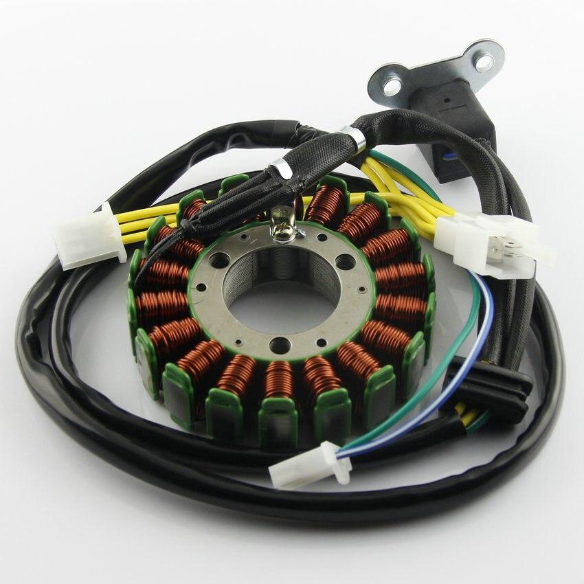 Bobine de redresseur de magnéto d'allumage de moto pour la bobine de générateur de Stator de moteur de magnéto de LM12W5-6 de SYM GTS125 LM12W5-7 LM12W5-F